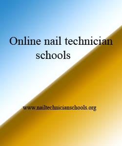 Online Nail Technician Schools